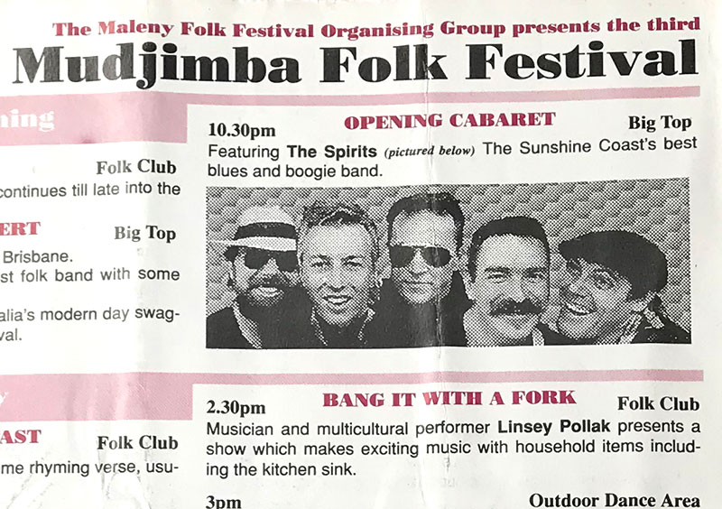 Mudjimba Festival