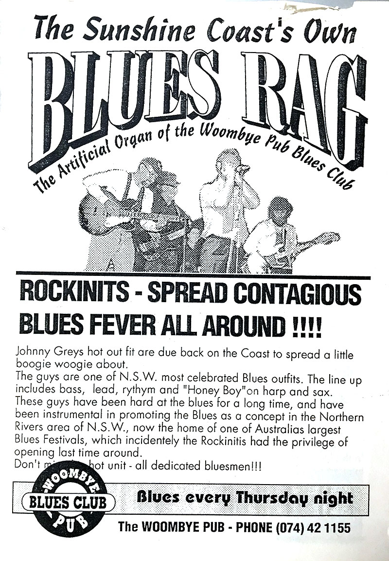 The Blues Rag