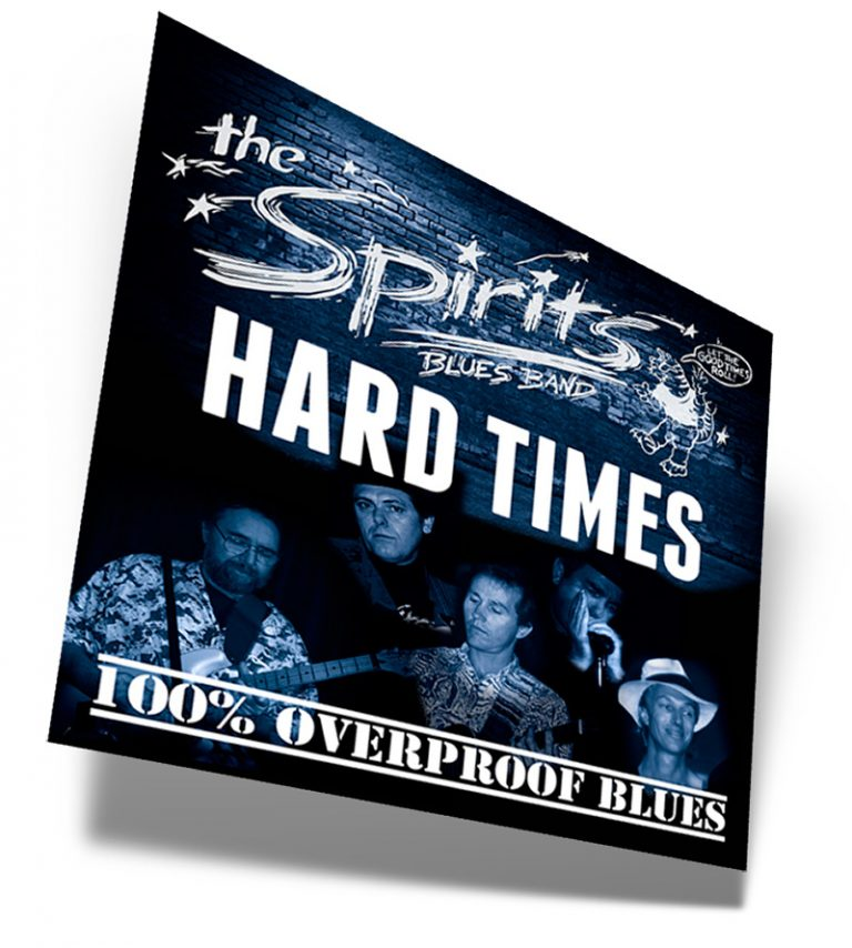 Hard Times limited release vinyl record - remastered 2018 - recorded 1990
